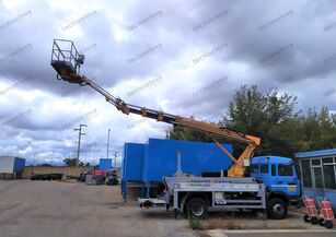 ISOLI PSF 25/2-TJZ - 25 metri auto dizalica s korpom