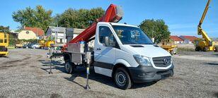 MERCEDES-BENZ Sprinter CTE B-Lift 27 - 27 m - 250 kg auto dizalica s korpom