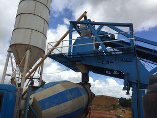 nova CONMACH MobKing-60 Concrete Mobile Batching Plant - 50 m3/h betonara