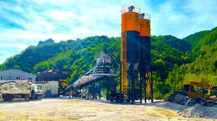nova FABO FABO CENTRALE A BETON COMPACT DE 110 M3/H NOUVEAU PROJET TYPE A  betonara