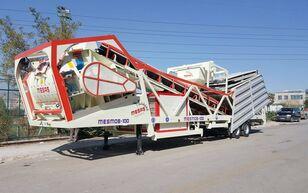 nova MESAS 100 m3/h MOBILE Concrete Batchıng Plant betonara