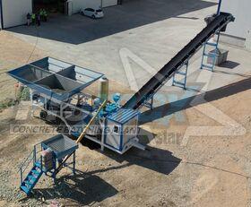 nova PROMAX Impianto di Betonaggio Mobile PROMAX M35 (35m³/h) betonara