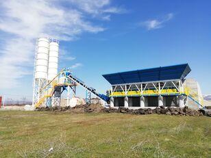 nova PROMAX Kompakte Betonmischanlage  PROMAX C60-SNG-LINE (60m³/h) betonara