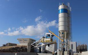 nova PROMAX  Mobile Concrete Batching Plant M100-TWN (100m3/h) betonara