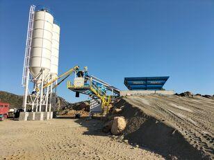 nova PROMAX Mobile Concrete Batching Plant M60-SNG  betonara