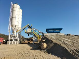 nova PROMAX Planta de Hormigón Móvil M60-SNG (60m³/h) betonara