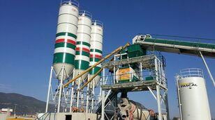 nova Plusmix 100m³/hour Stationary Concrete Plant -BETONYY ZAV betonara