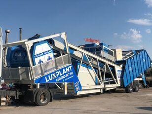 nova Plusmix 60m³/ Hour Mobile Concrete Plant - BETONYY ZAVOD betonara