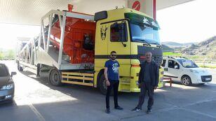 nova Plusmix PLUSMİX ST120-TWN Double Chassis -:120m³/hour  Mobile Concrete P betonara