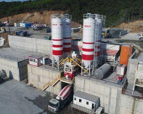 nova SEMIX LES CENTRALES À BÉTON FIXES Stationnaire 200 betonara