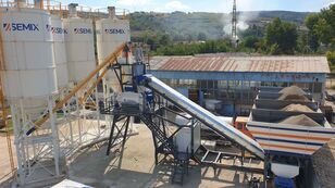 nova SEMIX Mobile 120-135 Y MOBILE CONCRETE BATCHING PLANTS 120-135m³ betonara