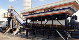 nova SEMIX  Mobile 60 S4 MOBILE CONCRETE BATCHING PLANTS 60m³/h betonara