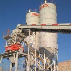 nova SEMIX Stationary 130 STATIONARY CONCRETE BATCHING PLANTS 130m³/h betonara