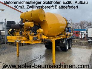 GOLDHOFER betonska mješalica