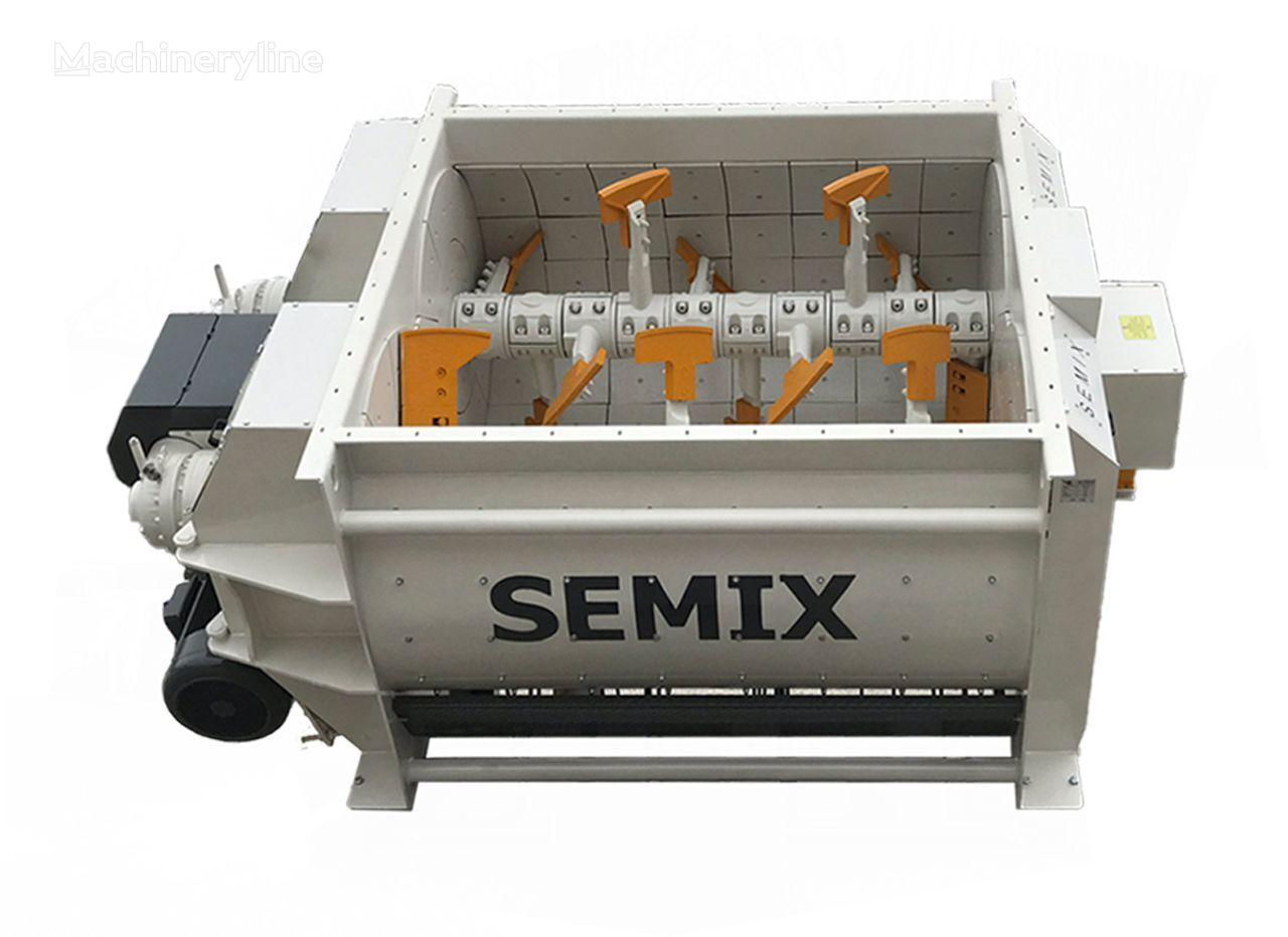 nova SEMIX خلاط الخرسانة بعمود مزدوج betonska mješalica