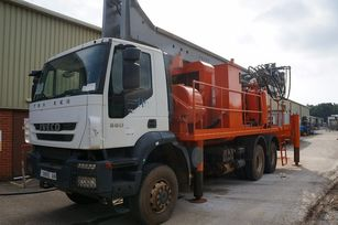 DANDO Watertec 40 1,000m depth supplied with service truck bušaće postrojenje