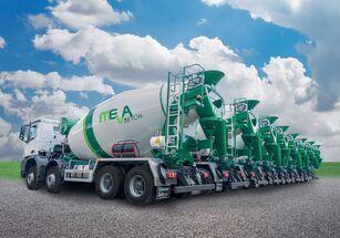 novi Euromix 9 m3 na šasiji BETAMIX 9  m3 kamion s mješalicom za beton