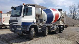Stetter 9m3 na šasiji DAF CF 85 380 kamion s mješalicom za beton