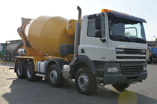 DAF CF 85 460 kamion s mješalicom za beton