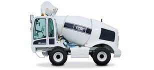 novi FIORI DBX25 kamion s mješalicom za beton