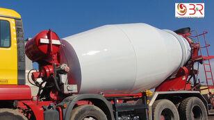 novi MAN kamion s mješalicom za beton