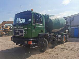 MAN 32.342 kamion s mješalicom za beton