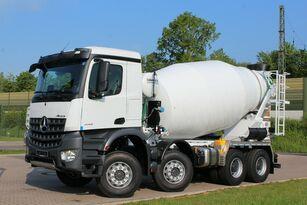 novi Euromix MTP EM 10  na šasiji MERCEDES-BENZ 4142  kamion s mješalicom za beton