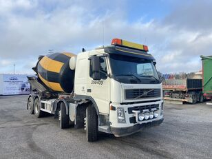 VOLVO FM 380 8x2*4, Euro 5, Mixer 9m3, 2006, *incoming* kamion s mješalicom za beton