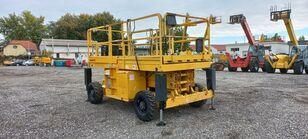 HAULOTTE H12SX - 12m, 4x4, diesel makazasta platforma