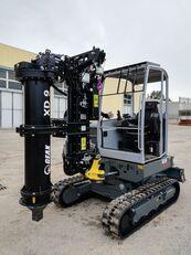GEAX XD 9 mašina za pobijanje šipova