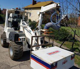 OPTIMAS PROBST UNIPOSE  ładowarka,  ukladarka do kraweników, widły mašina za popločavanje trotoara