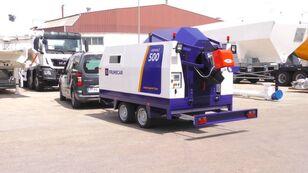 nova FRUMECAR Asphalt Recycler 500 mašina za reciklažu asfalta