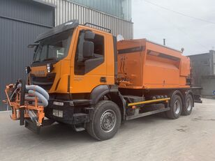 nova Strassmayr STP PATCHER mašina za reciklažu asfalta