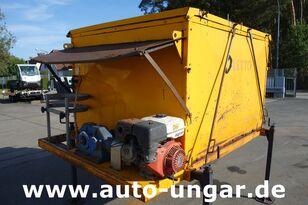 OLETTO 2m³ Thermo Asphalt Container Hot Box H02 wie A.T.C. / HMB mašina za zalivanje pukotina