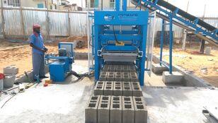 nova CONMACH BlockKing-12MS Concrete Block Moulding Machine oprema za proizvodnju betonskih blokova