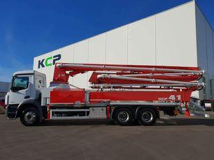 nova KCP KCP41ZX5150 pumpa za beton