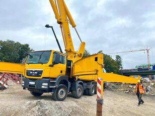 MAN TGS 41.480 Schwing 52m SX pumpa za beton