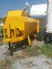 PUTZMEISTER PM BSA1407D pumpa za beton