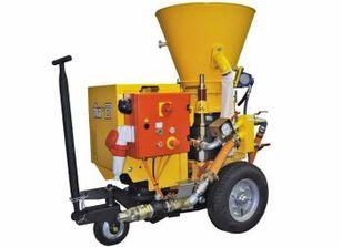 ALIVA 257 TOP stacionarna betonska pumpa