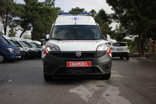 novo FIAT DOBLO MAXİ XL WİTH EQUİPMENT vozilo hitne pomoći