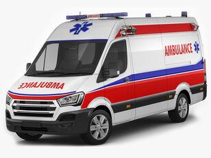 novo HYUNDAI H 350 vozilo hitne pomoći
