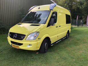 MERCEDES-BENZ 316 CDI Miesen Ambulance Euro 5 vozilo hitne pomoći