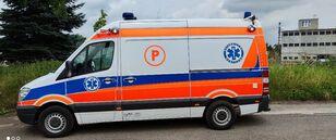 MERCEDES-BENZ SPRINTER vozilo hitne pomoći