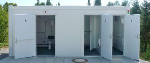 CONTAINEX Sanitary kontejner 20 stopa