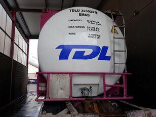 INDOX - CM-IMO-4/4/2/C rezervoar-kontejner 20 stopa