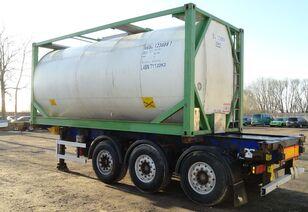 SCHMITZ CARGOBULL SP27 rezervoar-kontejner 20 stopa